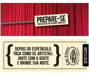 Folheto Teatro